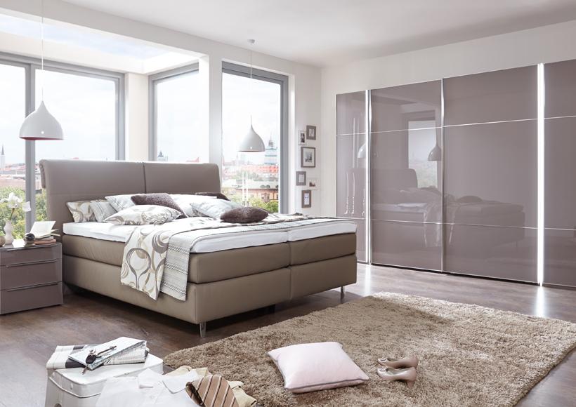 Schlafzimmer komplett - Möbel Schaub GmbH in Radevormwald